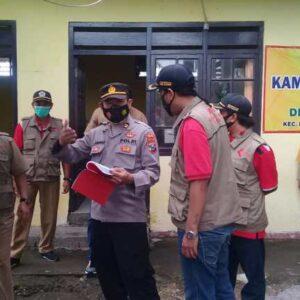 Kapolres Gresik AKBP Arief Fitrianto Pacu Semangat Masyarakat Aktifkan Kampung Tangguh Semeru (KTS)