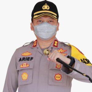 AKBP Arief Fitrianto : Perketat Penyekatan Arus Balik di Check Point Gresik
