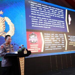 Respon Cepat Aduan Masyarakat, Kapolri dan Panglima TNI Luncurkan Hotline 110
