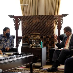 Menko Airlangga: Pembangunan Berkelanjutan Menjadi Kunci Pemulihan Ekonomi Pasca Pandemi