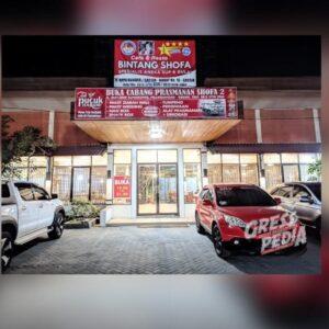 Menilik Cafe & Resto Bintang Shofa Gresik Yang Baru Saja Opening
