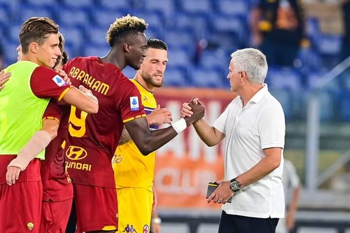 Serie A: Debut Jose Mourinho Mulus, AS Roma Tundukan Fiorentina 3-1