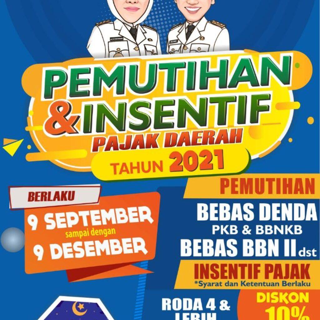 Pemutihan Pajak Jawa Timur September-Desember 2021